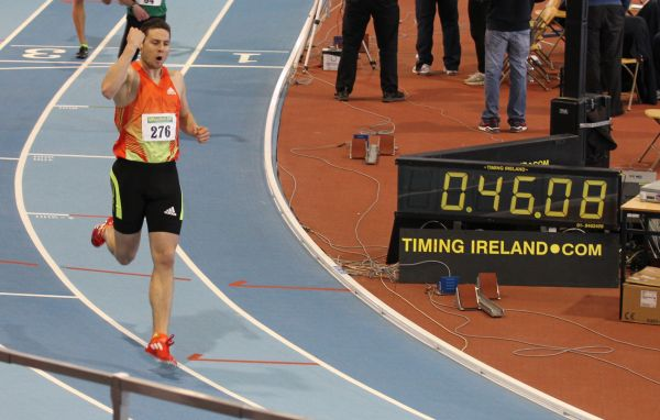 Brian Gregan AAI Indoor Games