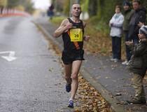 Gary O`Hanlon Dublin Marathon