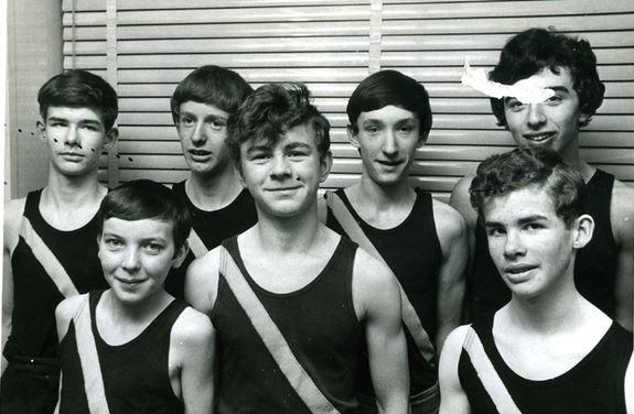 1970 Clonliffe Juvenile team