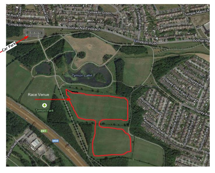 tymon park course