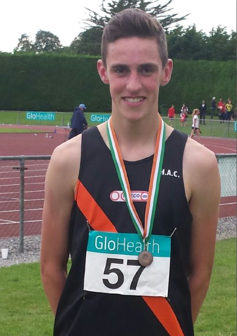 Cathal Doyle nationals 2014