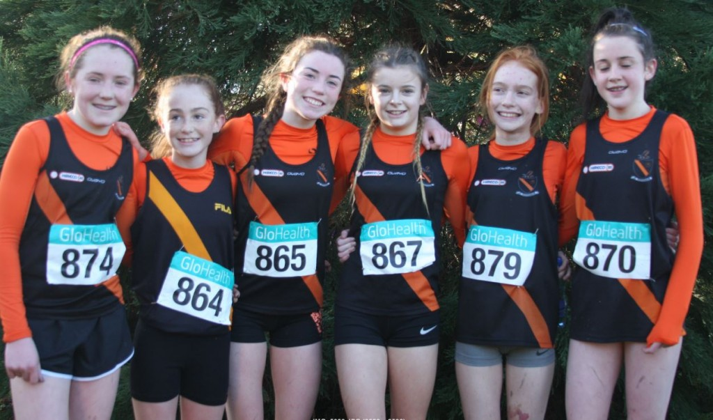 U14 girls nats 2015