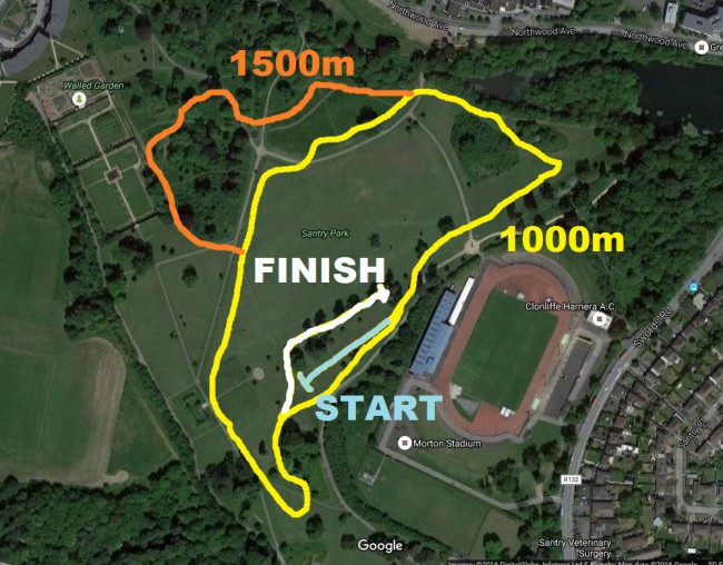 santry-demesne-map
