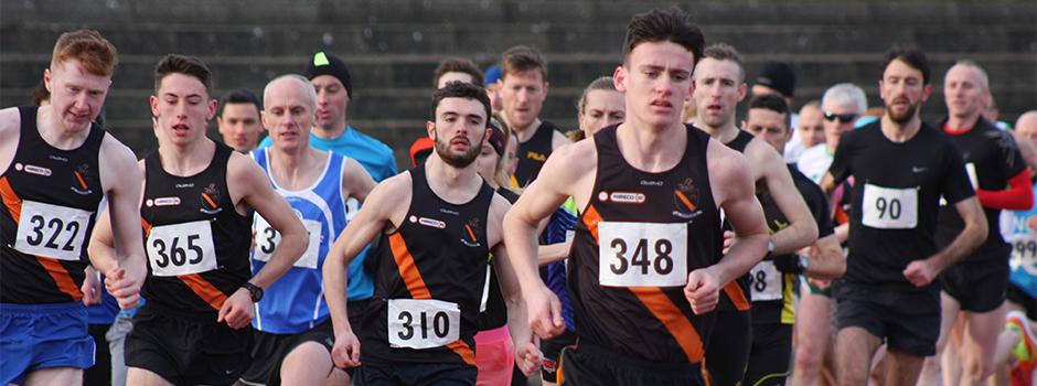 Clonliffe Harriers Athletics Club
