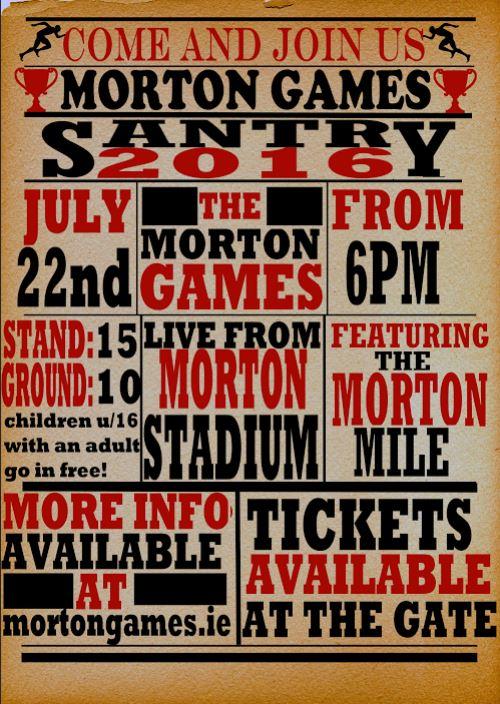 Morton games vintage