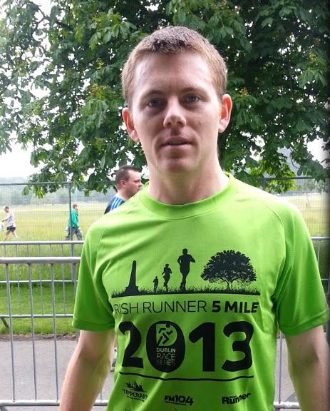 Colm Rooney 5 Mile
