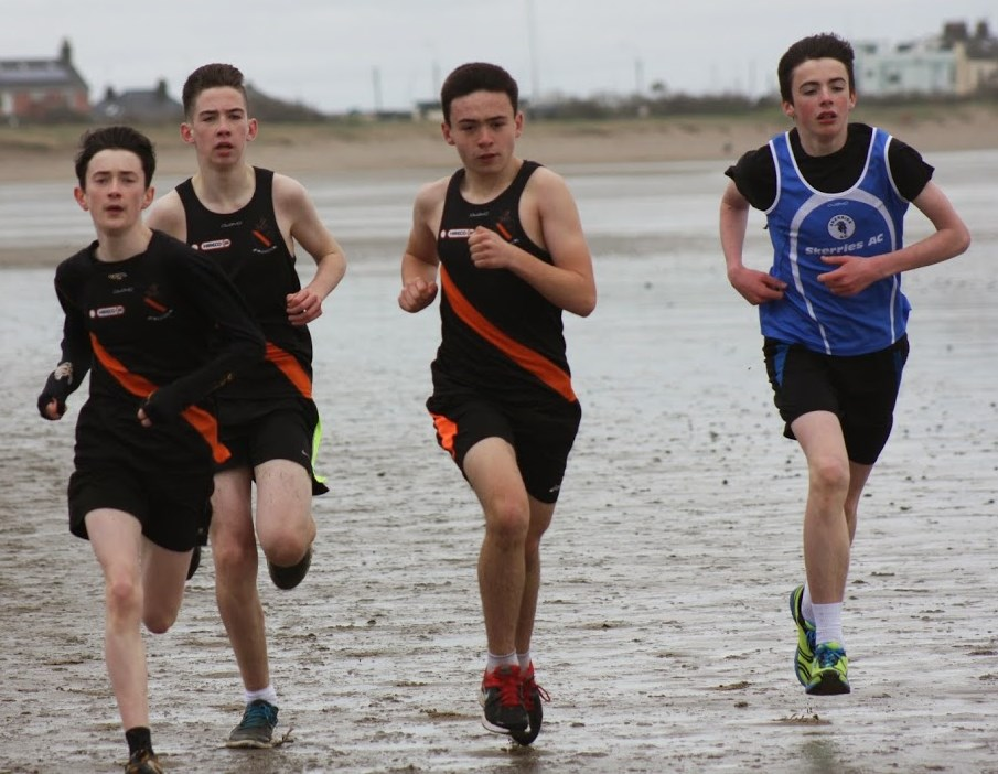 Skerries Beach U17 (2)