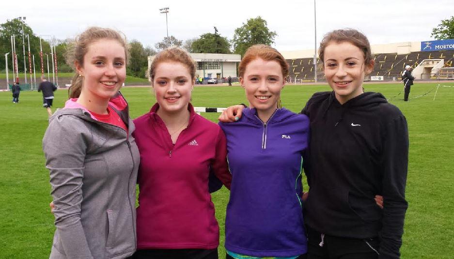 Junior Girls GP