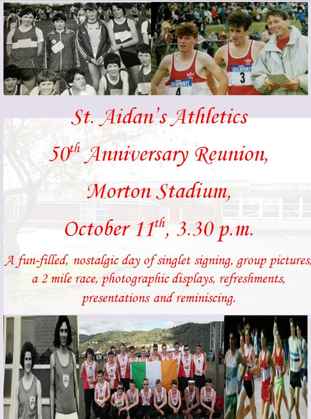 St. Aidans 50