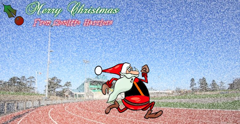 Merry xmas Clonliffe