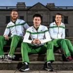 Irish team euro indoors