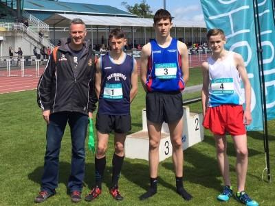 Leinster junior 800