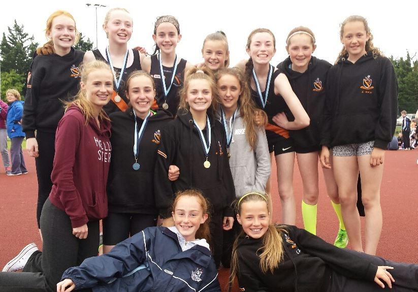 girls group dublin 2015