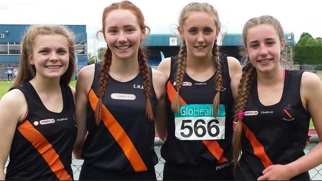 U16 national relay