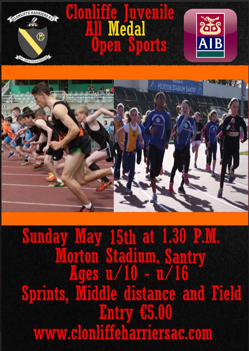 Juvenile open Sports flyer